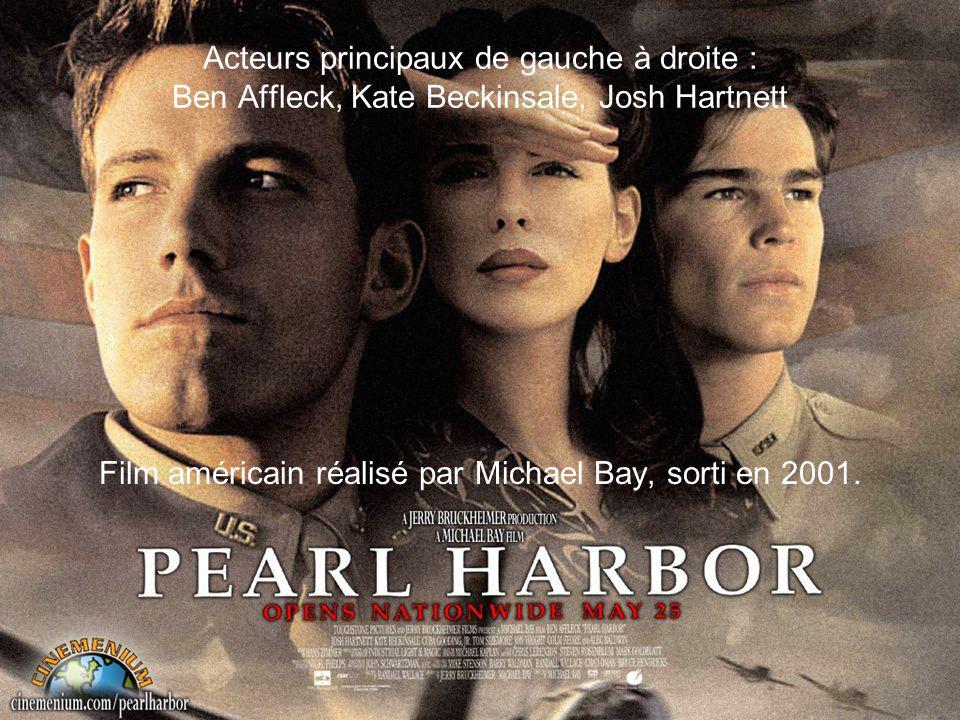 Film américain réalisé par Michael Bay, sorti en 2001.