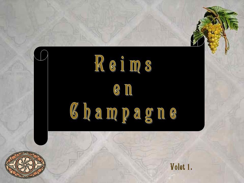 Reims en Champagne Volet 1.