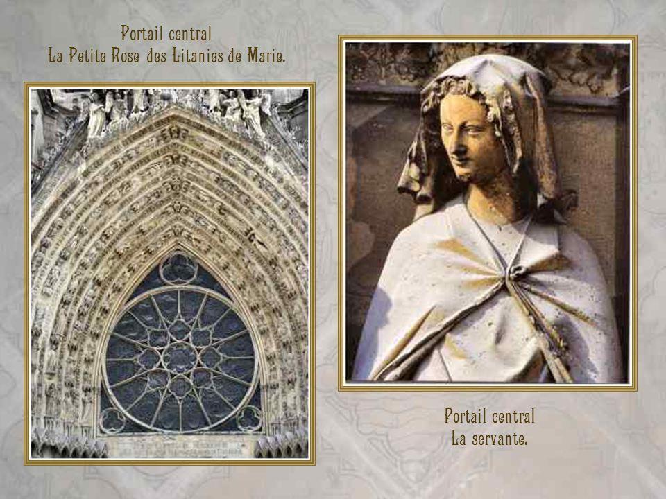La Petite Rose des Litanies de Marie.