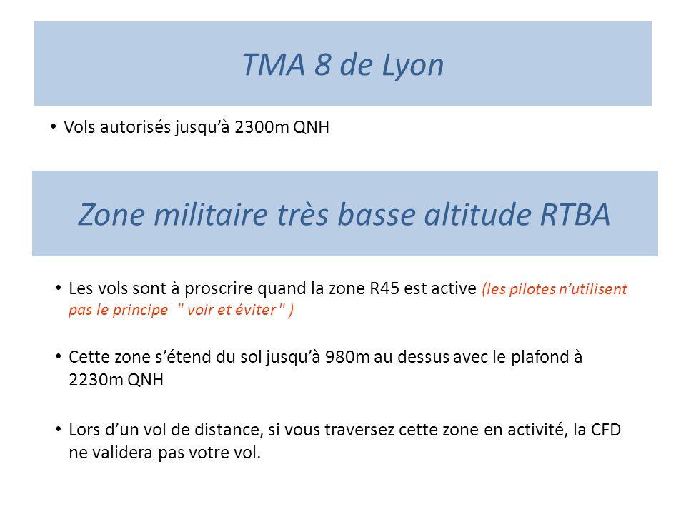 Zone militaire très basse altitude RTBA
