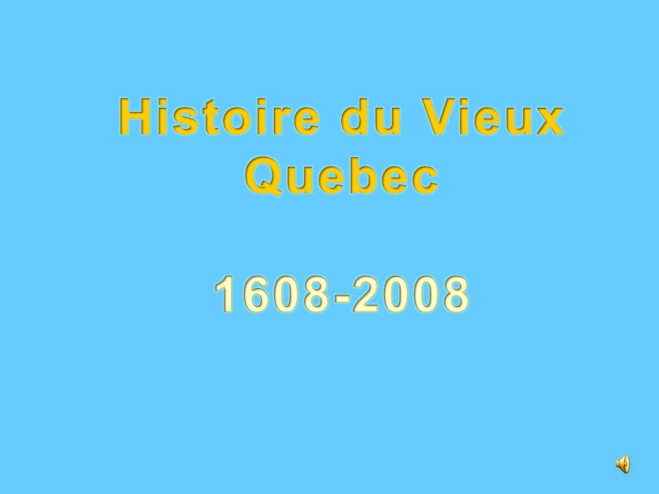 Histoire du Vieux Quebec