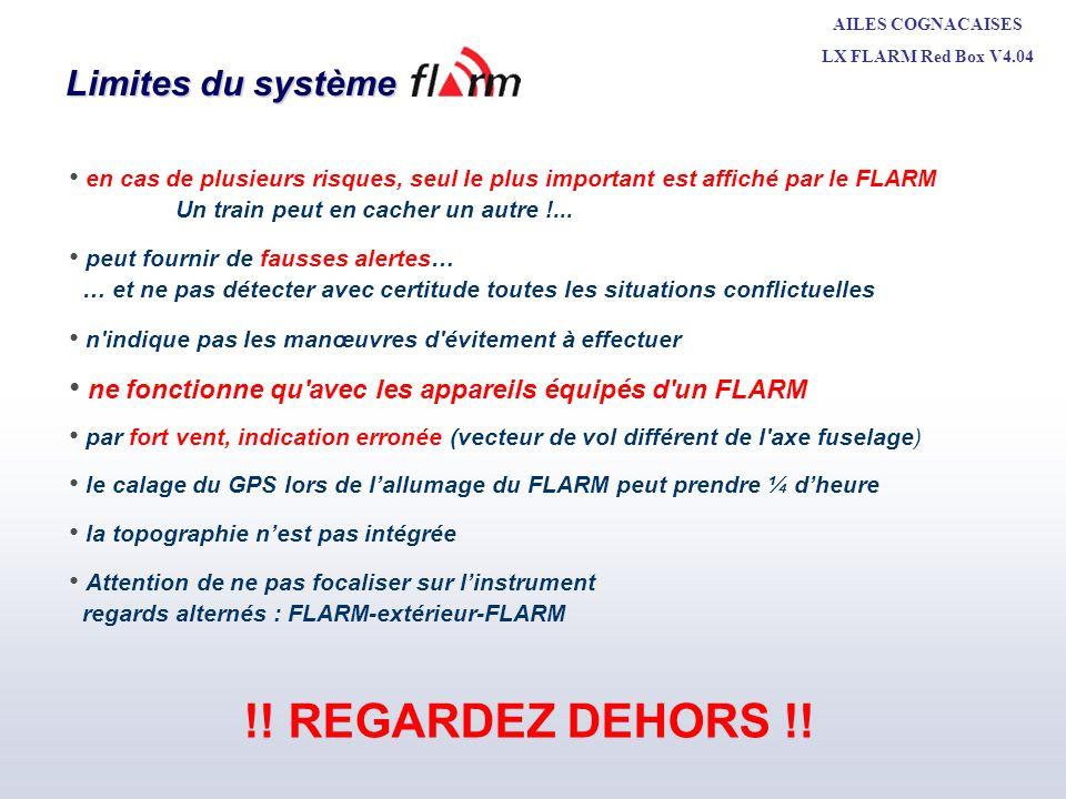 !! REGARDEZ DEHORS !! Limites du système