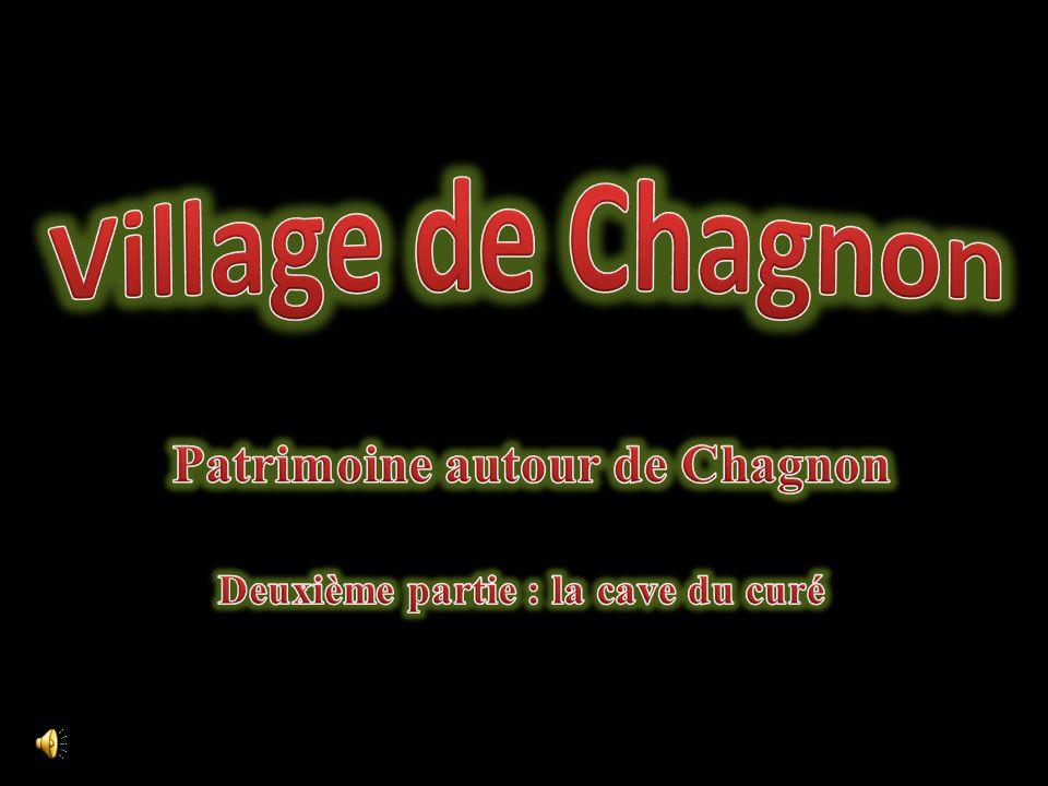 Village de Chagnon Patrimoine autour de Chagnon