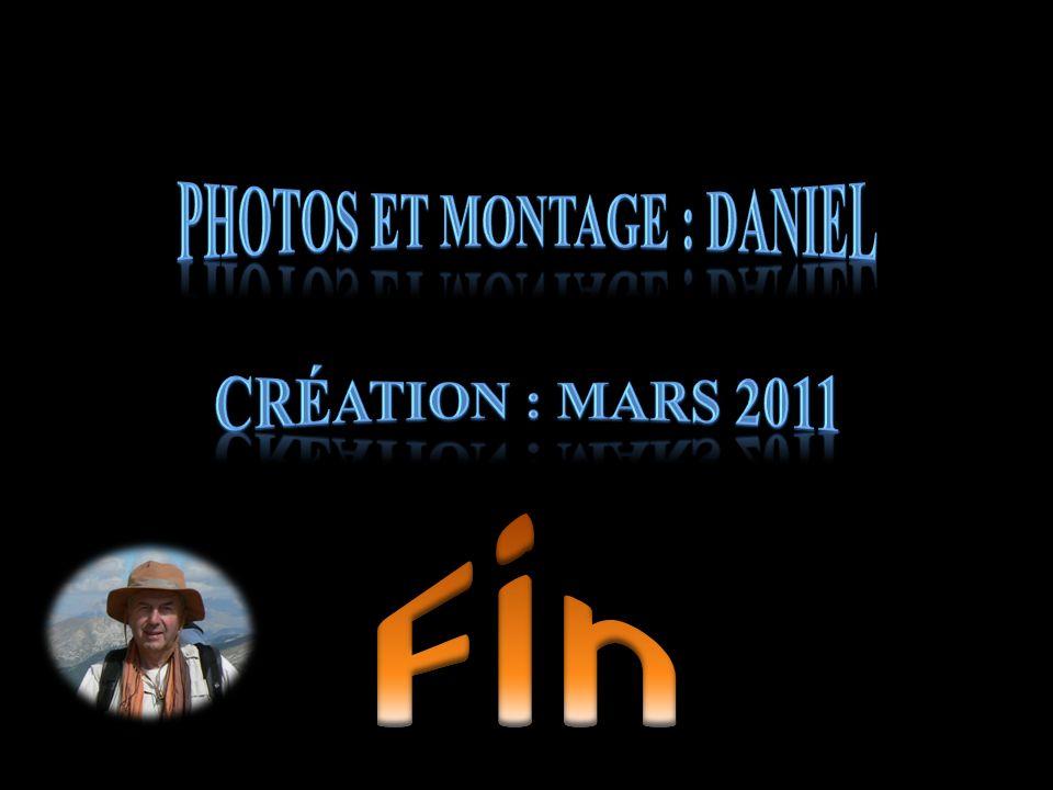 Photos et montage : Daniel
