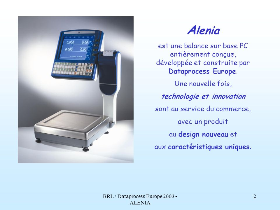 technologie et innovation