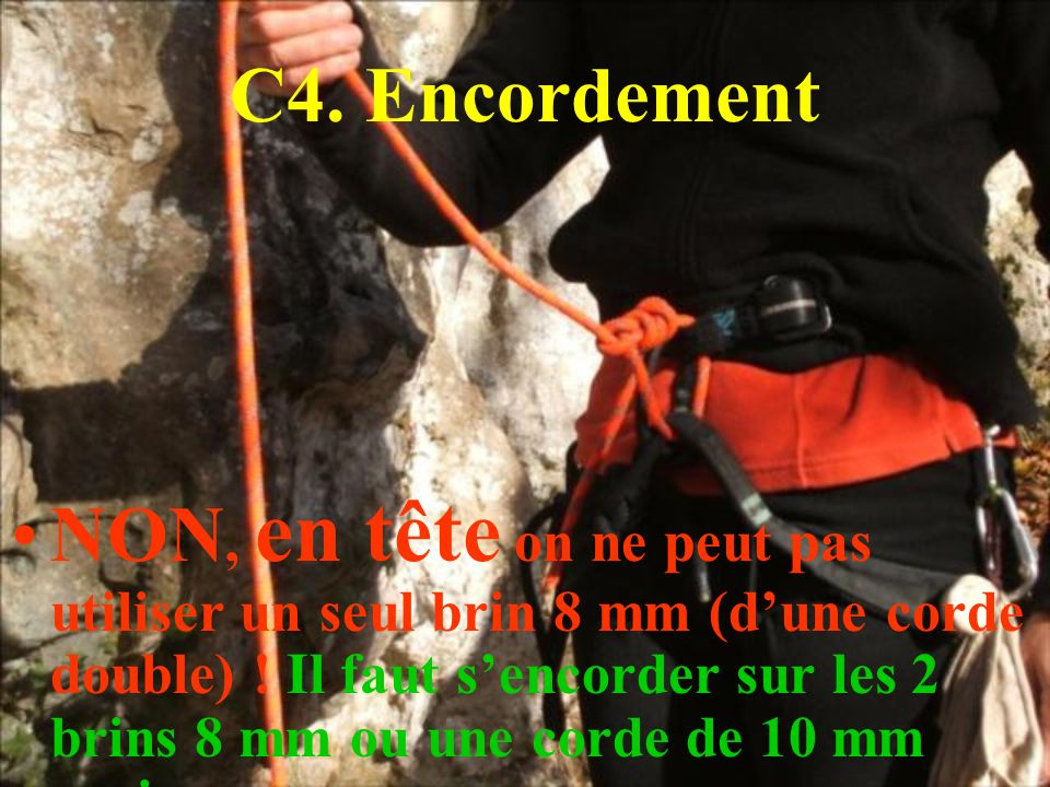 C4. Encordement