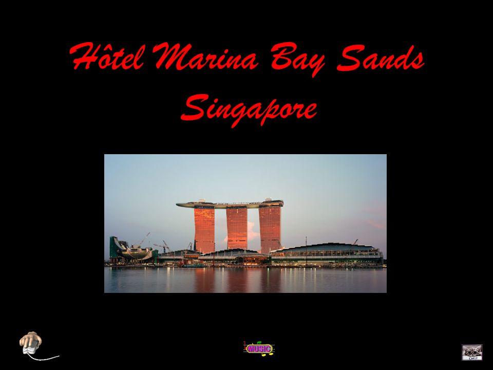 Hôtel Marina Bay Sands Singapore