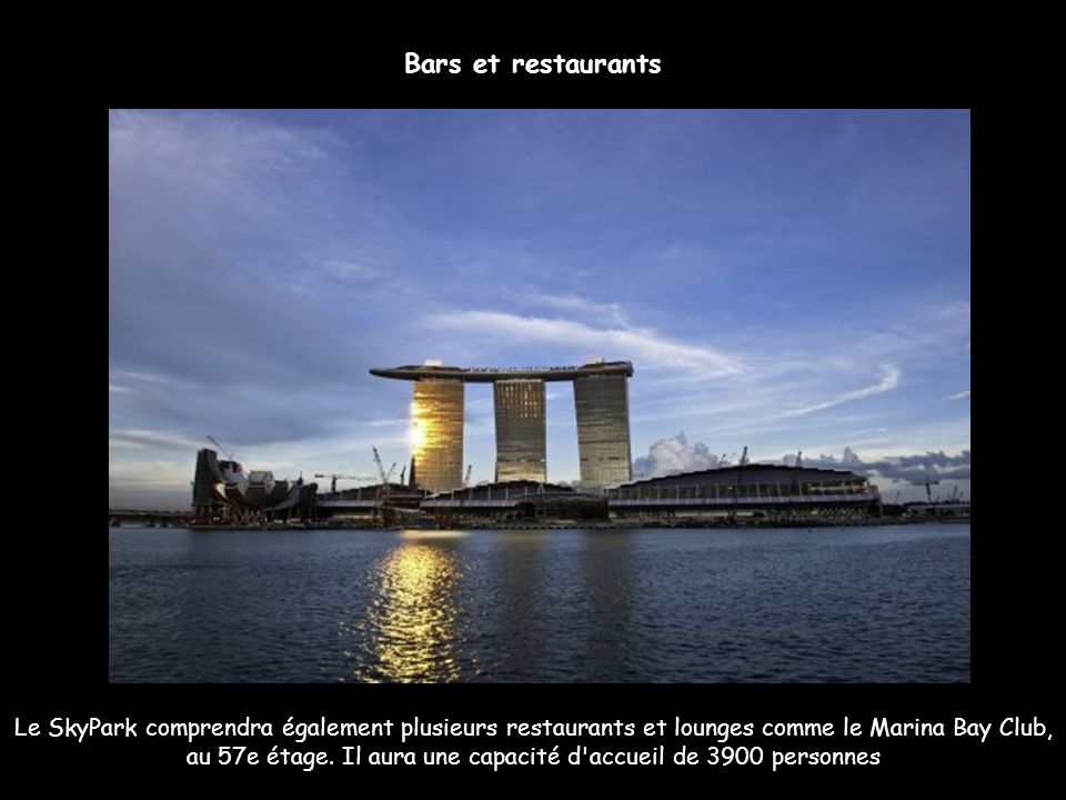 Bars et restaurants