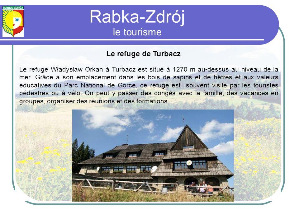 Rabka-Zdrój le tourisme