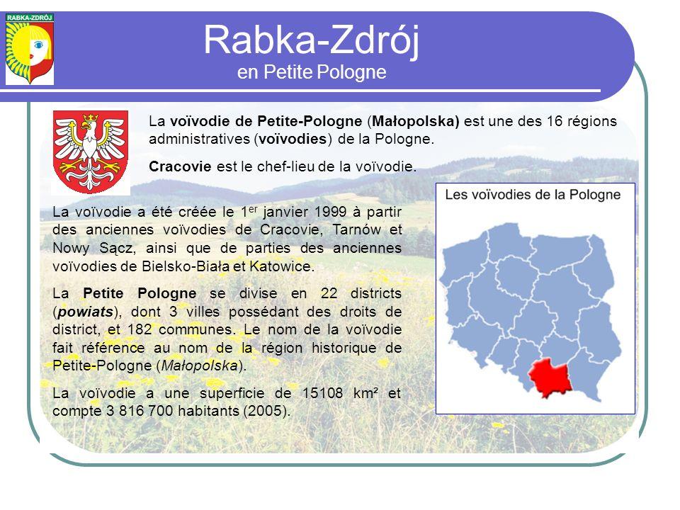 Rabka-Zdrój en Petite Pologne