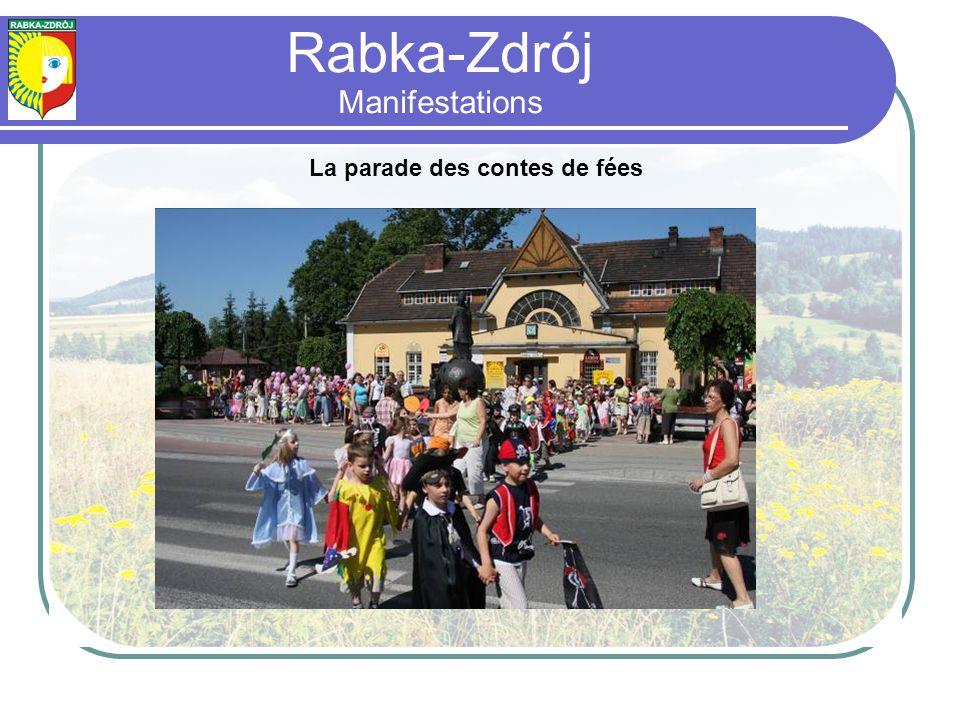 Rabka-Zdrój Manifestations