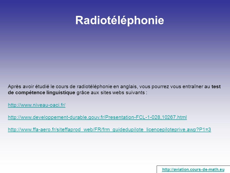 Radiotéléphonie