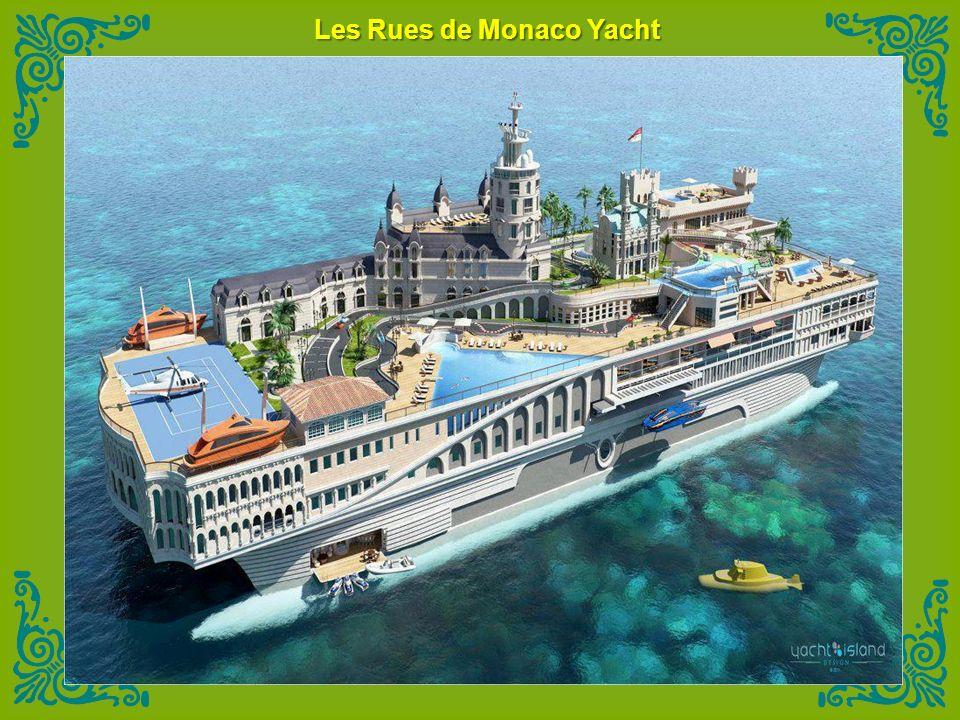 Les Rues de Monaco Yacht