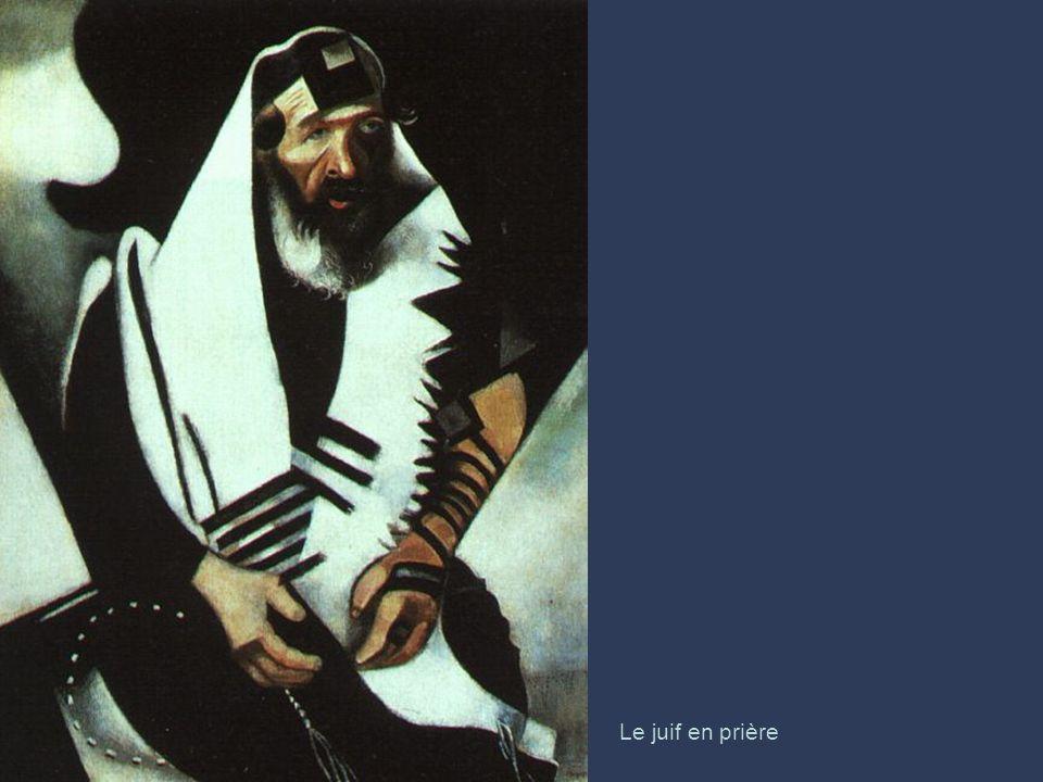 Le juif en prière