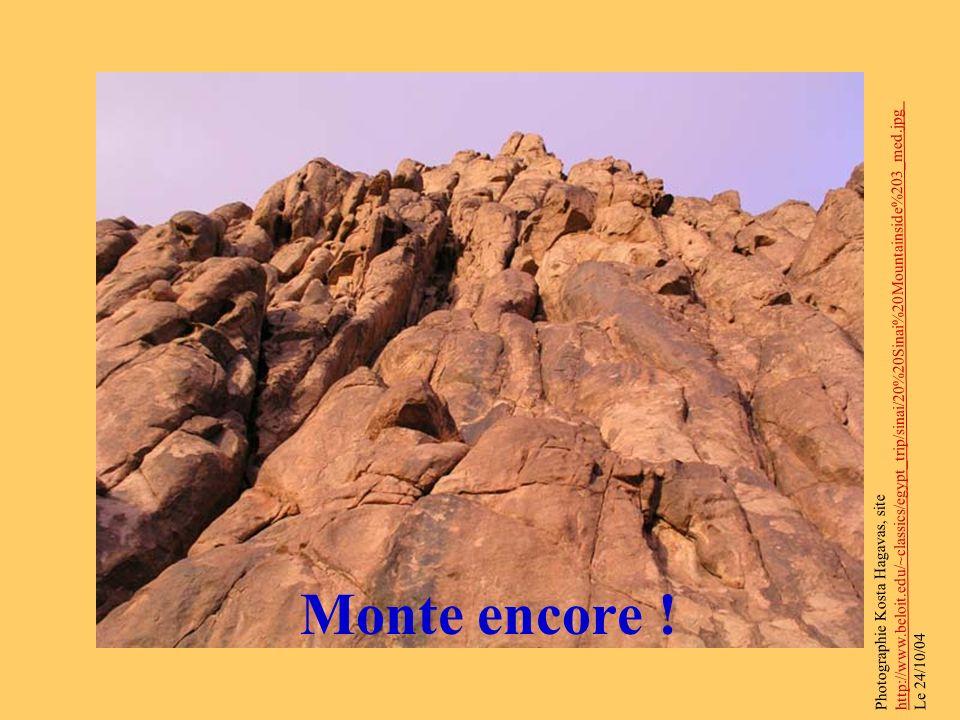 http://www.beloit.edu/~classics/egypt_trip/sinai/20%20Sinai%20Mountainside%203_med.jpg Photographie Kosta Hagavas, site.