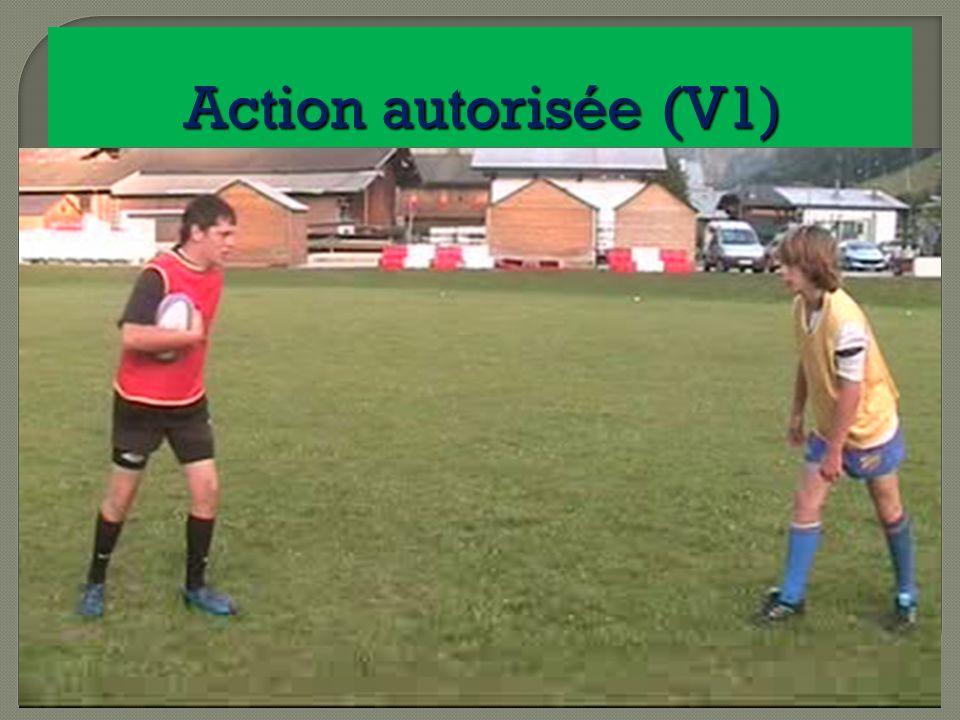 Action autorisée (V1)