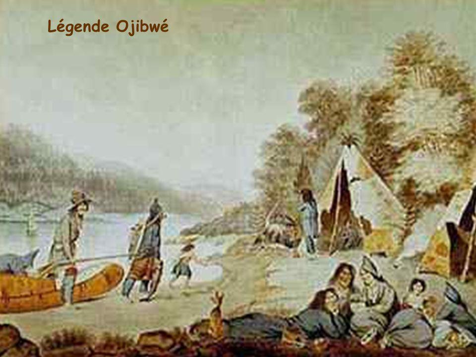 Légende Ojibwé