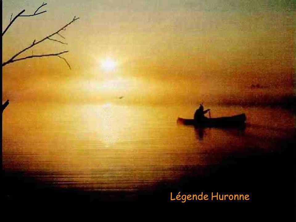 Légende Huronne