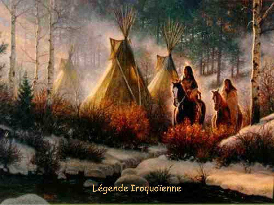 Légende Iroquoïenne