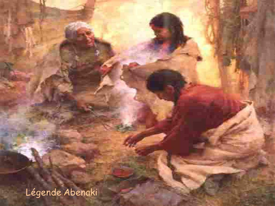 Légende Abenaki