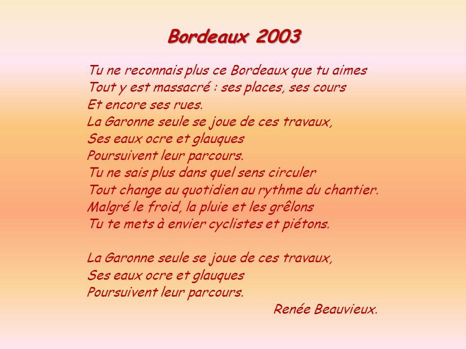 Bordeaux 2003