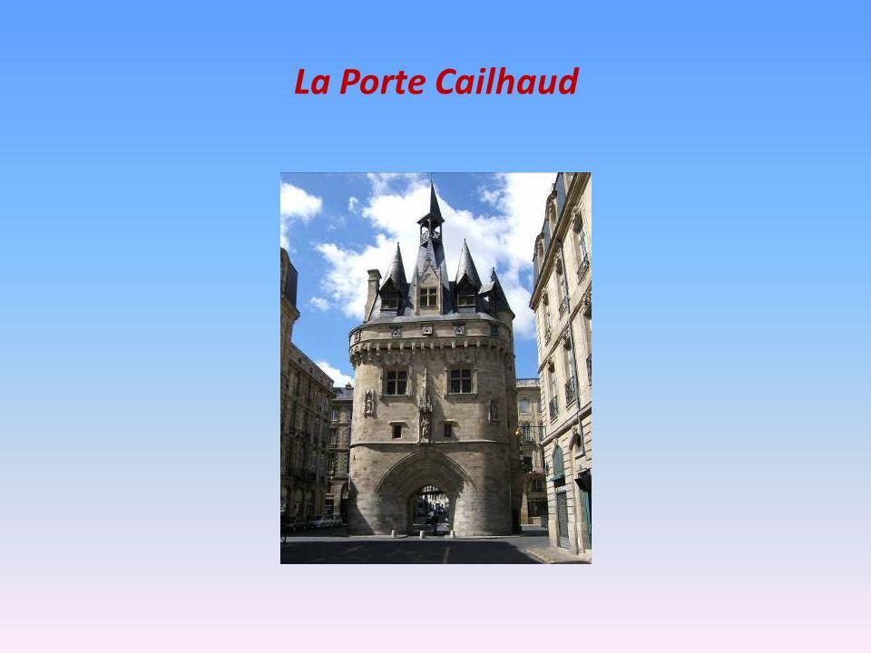 La Porte Cailhaud