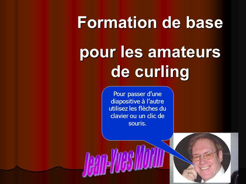 pour les amateurs de curling