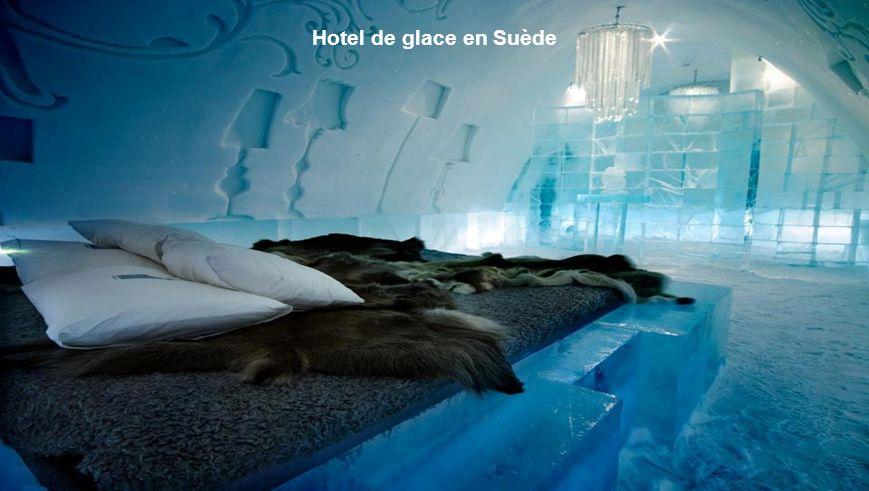 Hotel de glace en Suède 32 32