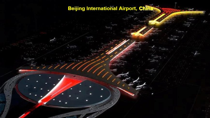 Beijing International Airport, China