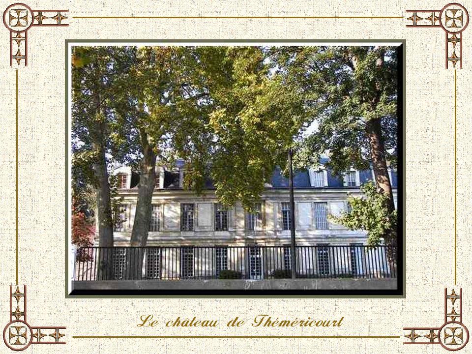 Le château de Théméricourt