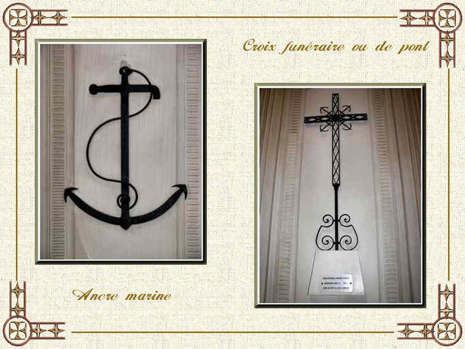 Croix funéraire ou de pont