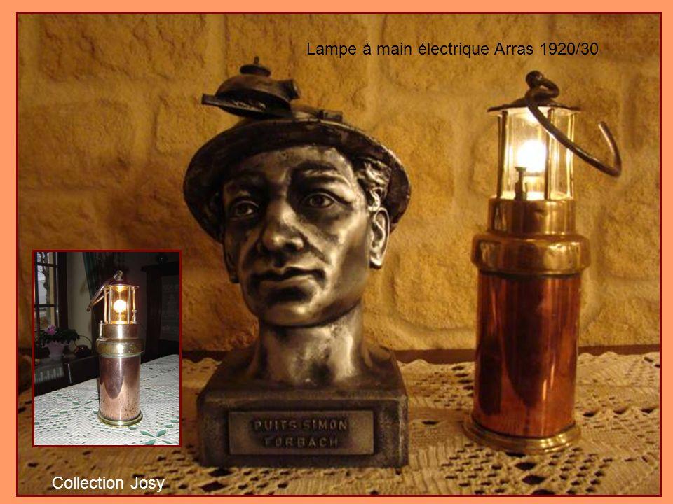 Lampe à main électrique Arras 1920/30