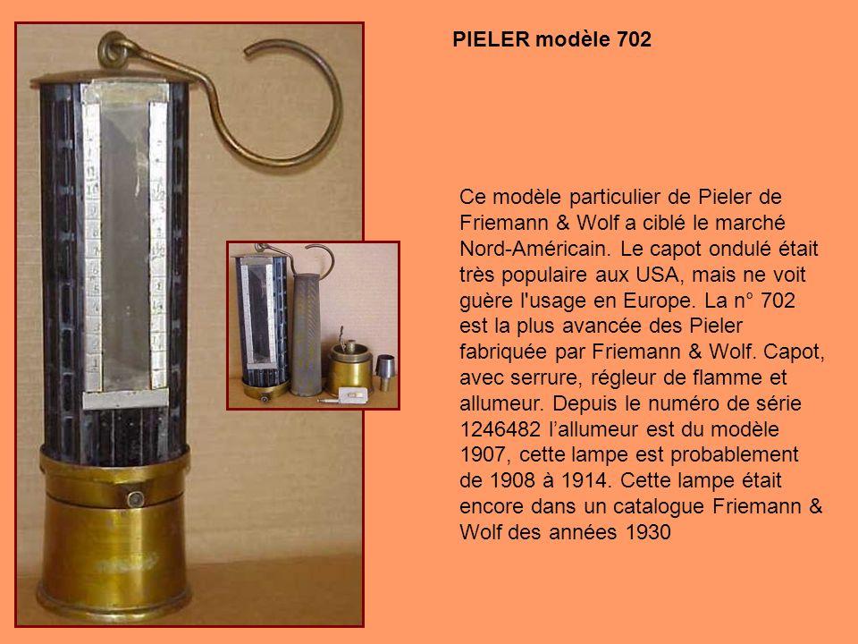 PIELER modèle 702