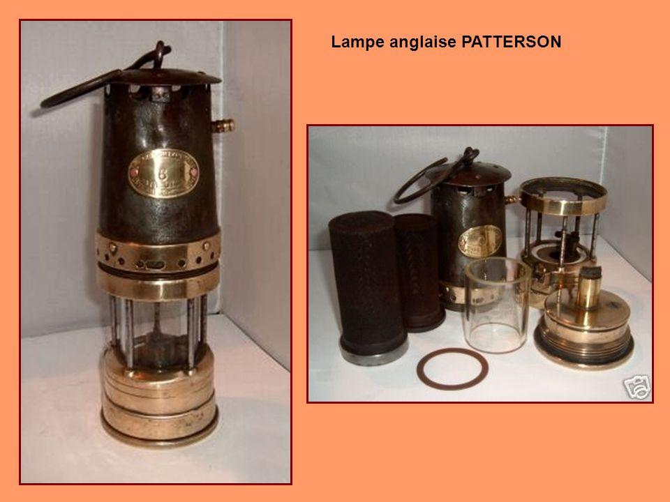 Lampe anglaise PATTERSON
