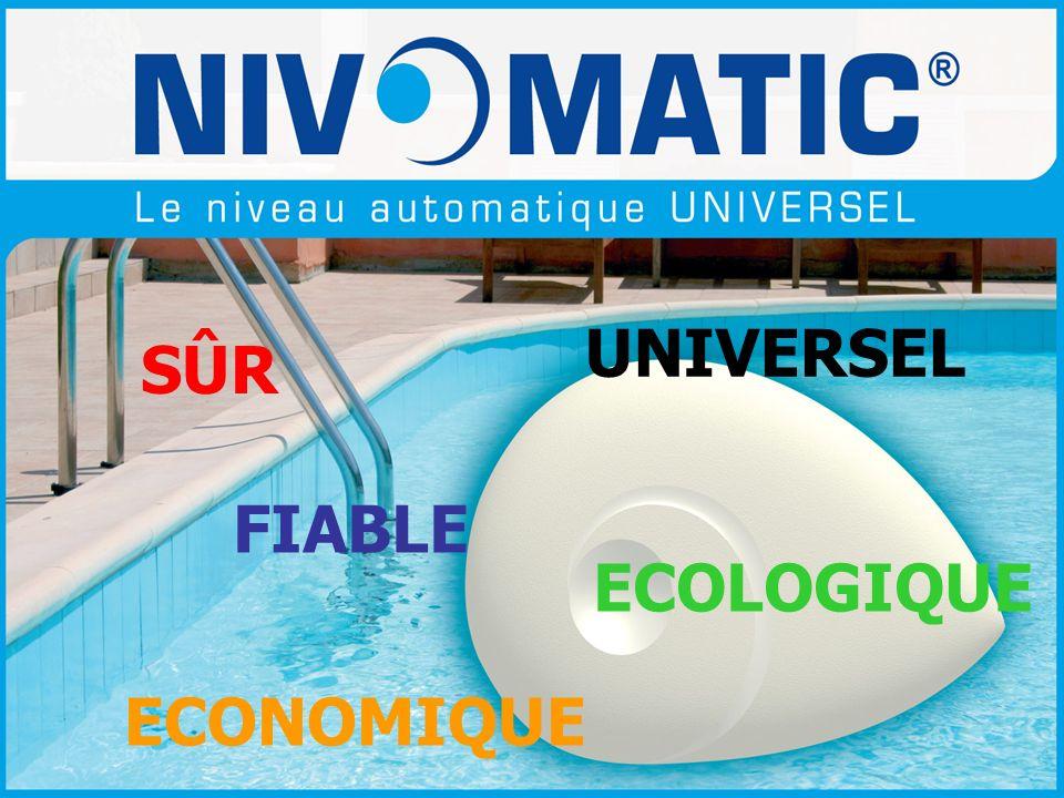 UNIVERSEL SÛR FIABLE ECOLOGIQUE ECONOMIQUE