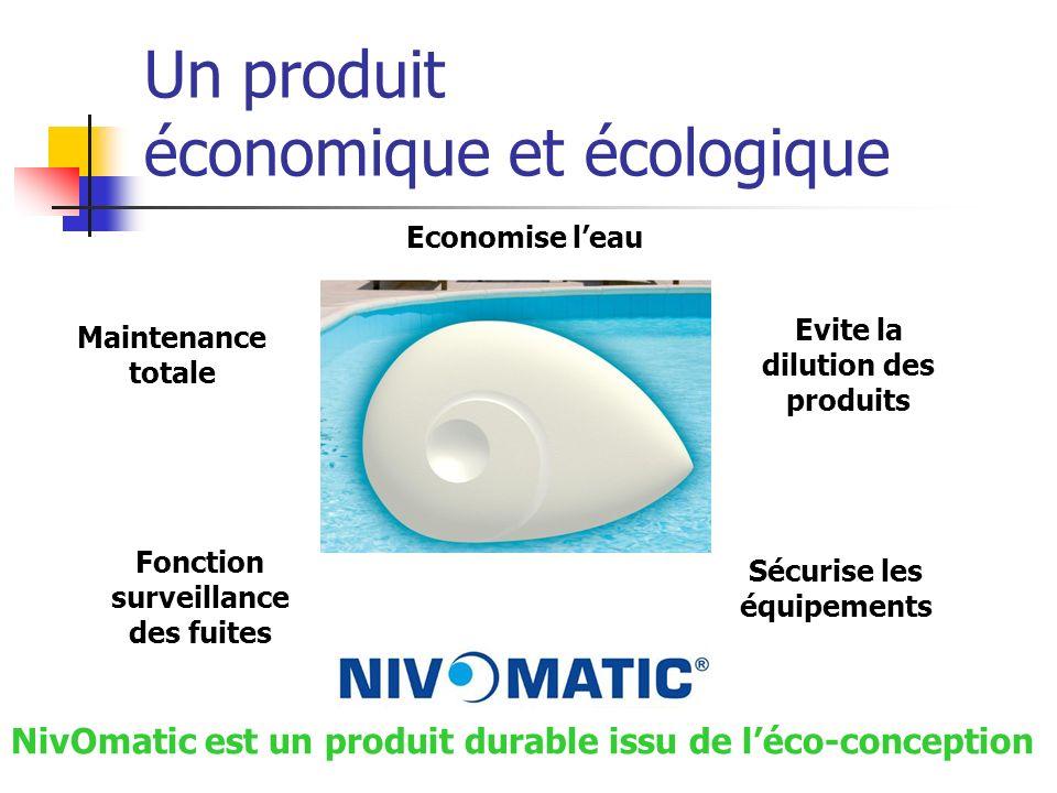 Un produit économique et écologique