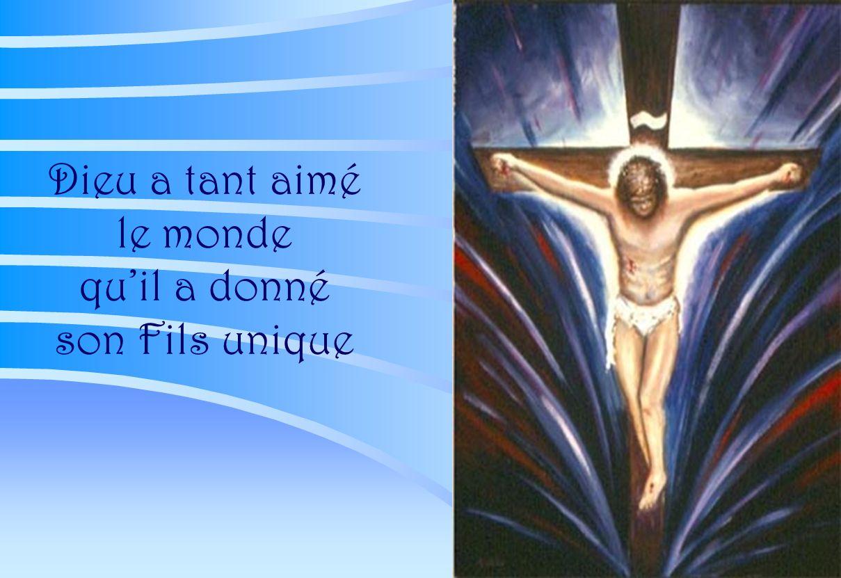 Dieu vivant, Dieu très haut, tu es le Dieu d amour ;