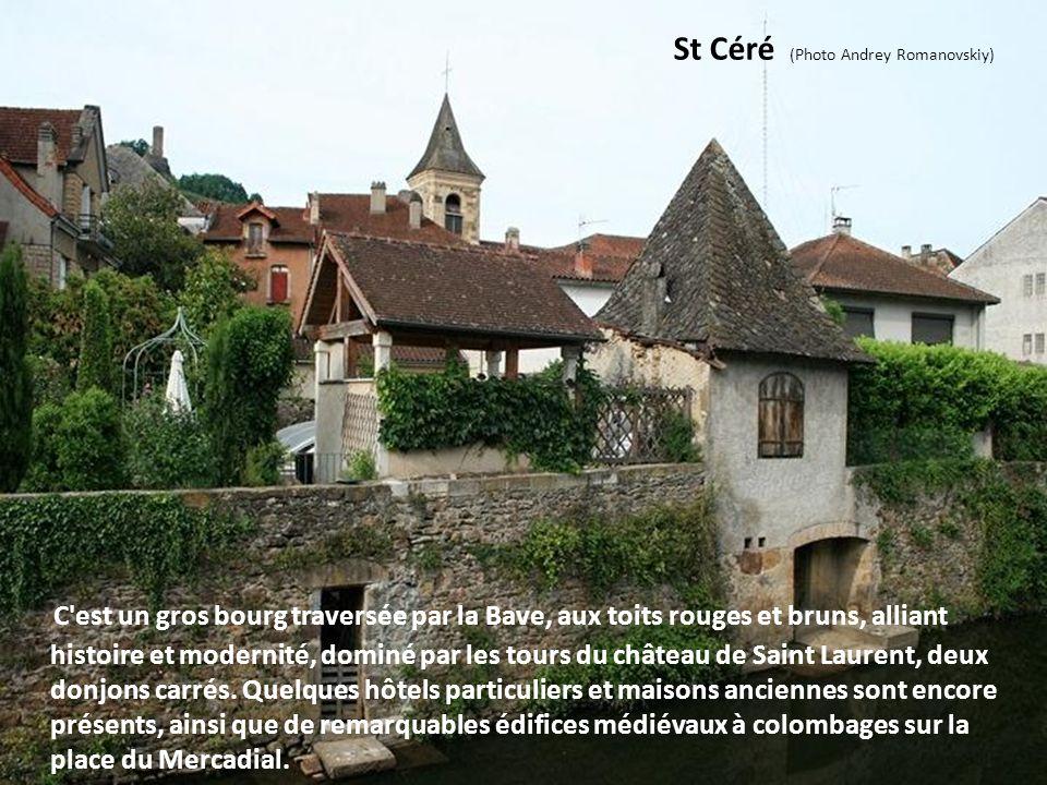 St Céré (Photo Andrey Romanovskiy)