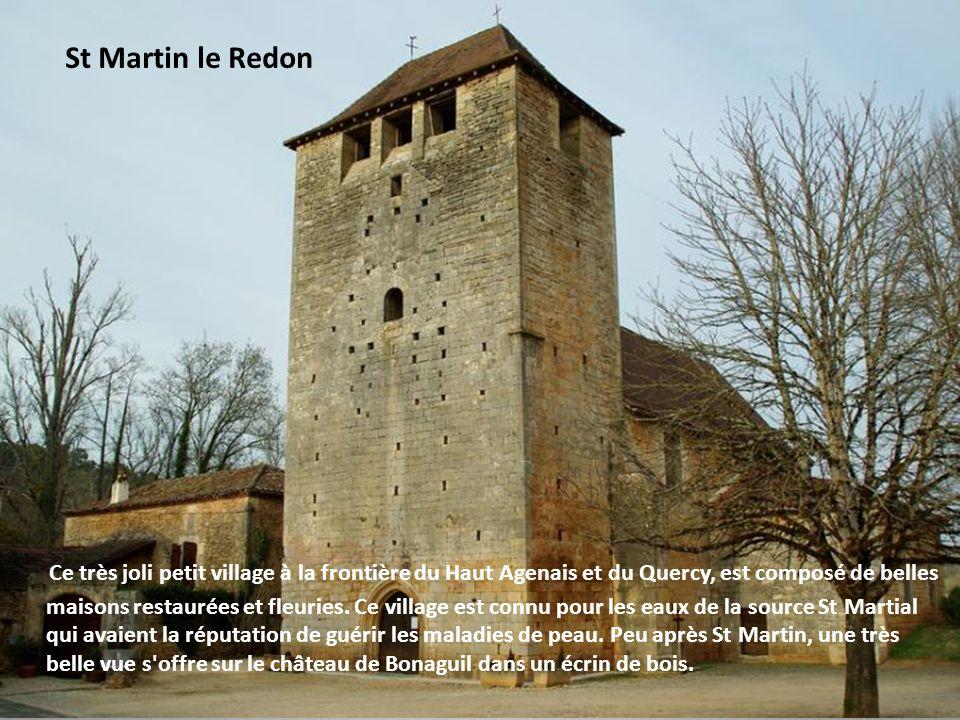 St Martin le Redon