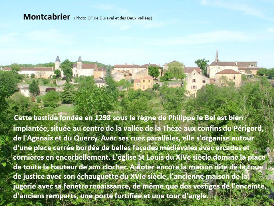 Montcabrier (Photo OT de Duravel et des Deux Vallées)
