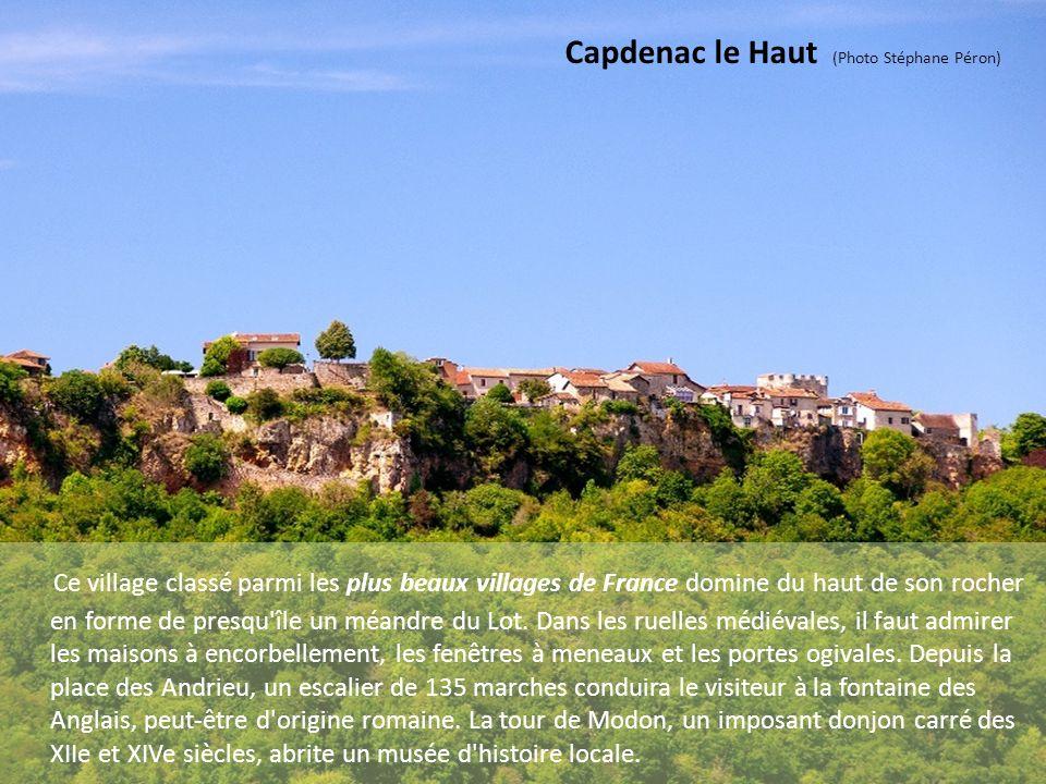 Capdenac le Haut (Photo Stéphane Péron)