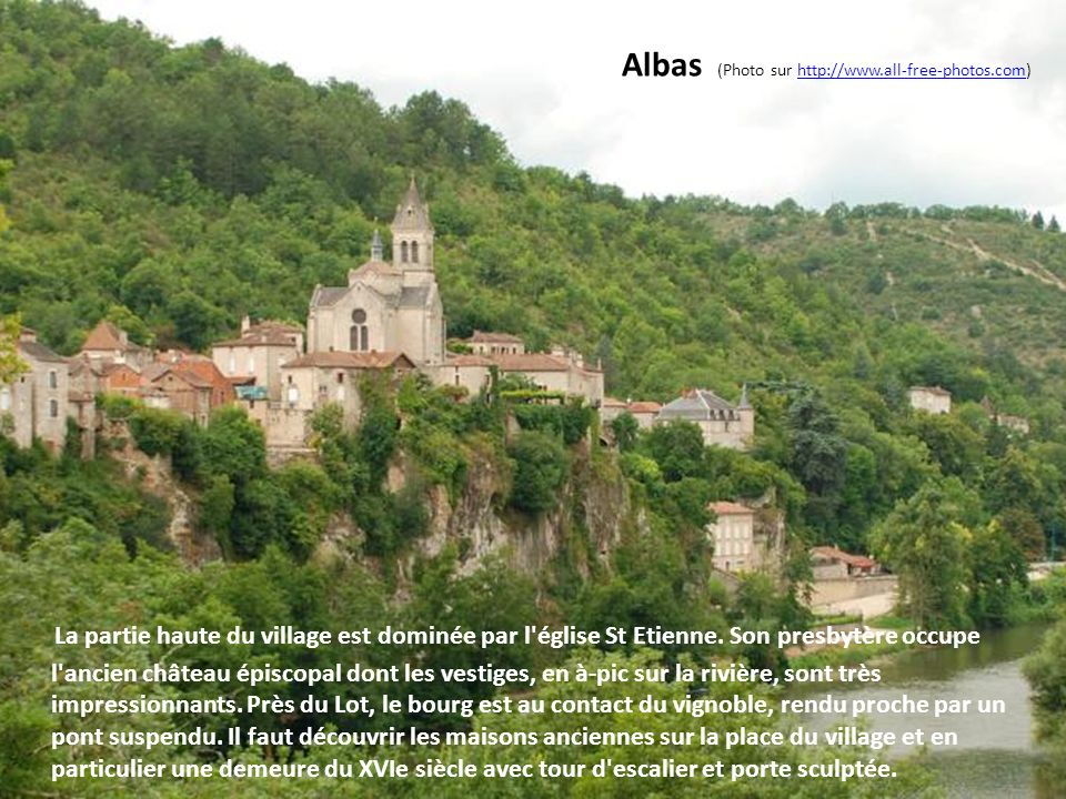 Albas (Photo sur http://www.all-free-photos.com)