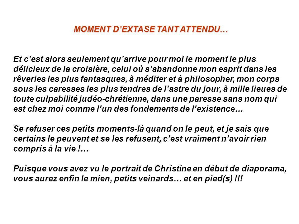 MOMENT D'EXTASE TANT ATTENDU…