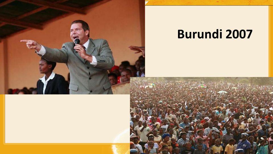 Burundi 2007
