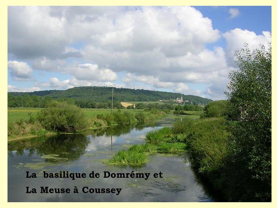 La basilique de Domrémy et