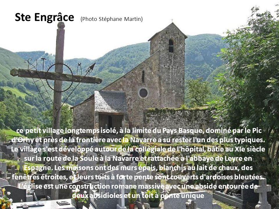 Ste Engrâce (Photo Stéphane Martin)