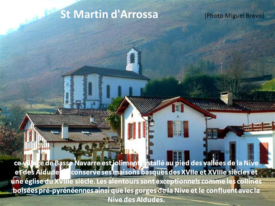 St Martin d Arrossa (Photo Miguel Bravo)