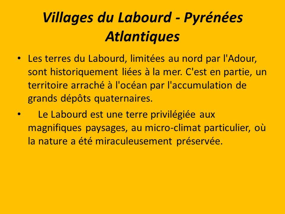 Villages du Labourd - Pyrénées Atlantiques