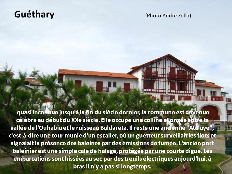 Guéthary (Photo André Zella)