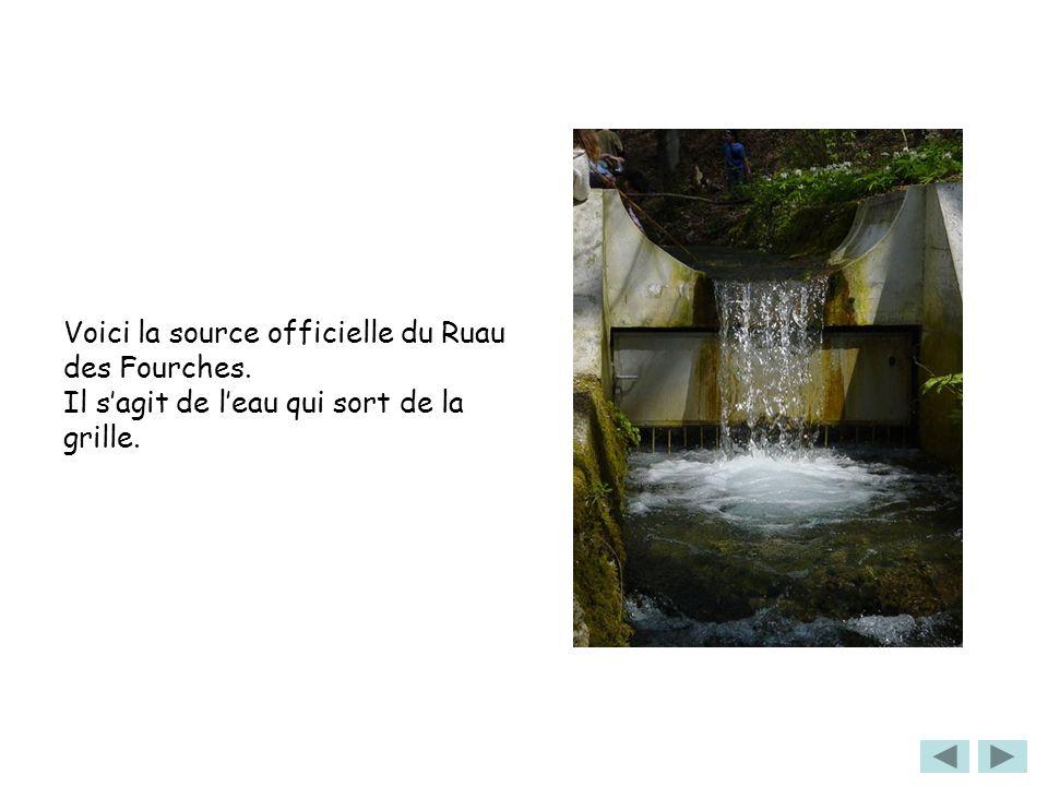 Voici la source officielle du Ruau des Fourches